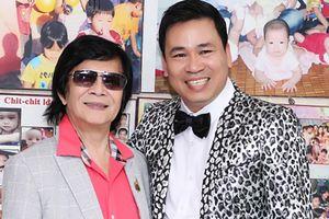 Nghệ sĩ cải lương Minh Cảnh về nước làm từ thiện cùng Michael Lang