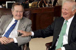'Chúng ta không còn gặp lại con người phi thường như George H.W.Bush'