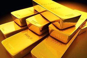 Giá vàng giảm chạm đáy, USD bất ngờ bật tăng