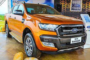 Hơn 17.000 xe Ford ở Việt Nam phải triệu hồi do lỗi khóa cửa