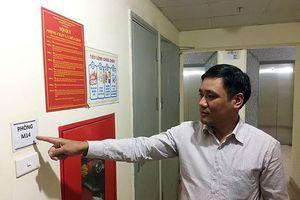 Dân tố chủ đầu tư cơi nới, bán chui 16 căn hộ chung cư