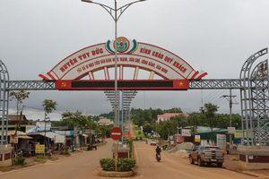 Cách chức Phó chủ tịch UBND huyện nhận tiền 'bôi trơn'