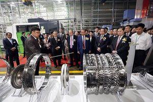 Khánh thành nhà máy sản xuất động cơ máy bay 200 triệu USD ở Hòa Lạc