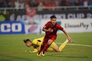 Tuyển Việt Nam vào chung kết AFF Cup 2018 sau 10 năm chờ đợi