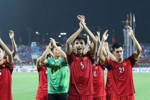 Tuyển Việt Nam đá chung kết AFF Cup với Malaysia ở đâu, khi nào?