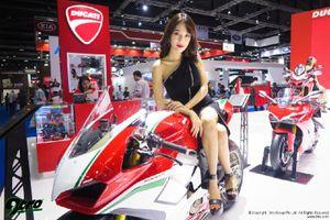 Ngắm dàn người mẫu ô tô xinh đẹp tại triển lãm xe Thái Lan