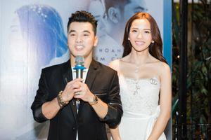 Ưng Hoàng Phúc dành tặng điều đặc biệt cho bà xã Kim Cương sau đám cưới