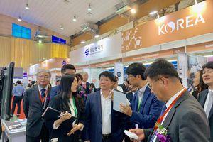 Thị trường trang thiết bị y tế sôi động tại Vietnam Medipharm Expo 2018