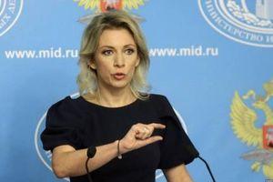 Nga chính thức nhận thông báo của Mỹ về hủy Hiệp ước INF