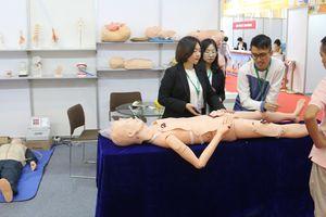 Vietnam Medipharm Expo 2018: Nơi hội tụ những thương hiệu lớn của ngành Y dược