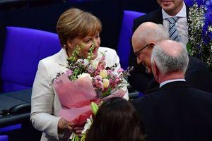 Thủ tướng Đức Angela Merkel là phụ nữ quyền lực nhất thế giới lần thứ 8 liên tiếp