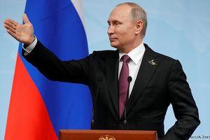 Ông Putin tuyên bố trả đũa Mỹ nếu rút khỏi Hiệp ước INF