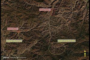 Truyền thông Mỹ đăng ảnh 'căn cứ tên lửa bí mật' của Triều Tiên