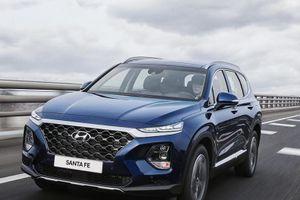 Cập nhật giá xe Hyundai tháng 12/2018: Thị trường chờ đón SantaFe 2019