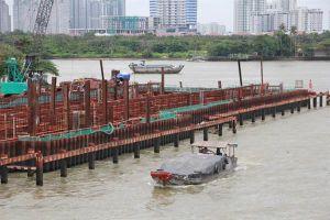 TPHCM thuê chuyên gia đánh giá thép Trung Quốc ở dự án chống ngập 10.000 tỷ đồng