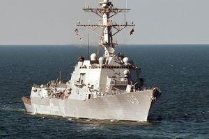 Mỹ sẽ điều tàu chiến tới Biển Đen giữa lúc căng thẳng Eo biển Kerch