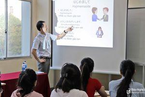 Đón nhận những sinh viên đầu tiên sang làm việc tại Nhật Bản