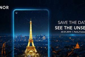 Honor ra mắt smartphone với 'camera nốt ruồi' vào tháng 1/2019