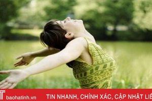 8 lợi ích của việc hít thở sâu