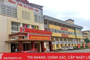 3 bệnh viện tuyến tỉnh ở Hà Tĩnh được phê duyệt phương án tự chủ