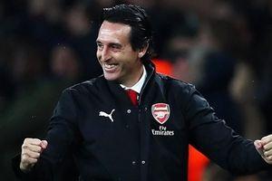Với Unai Emery, Arsenal đã dũng cảm và mạo hiểm hơn