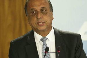 Brazil: Bắt Thống đốc Rio de Janeiro
