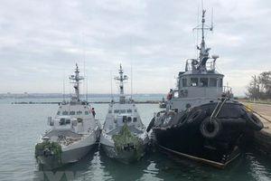 Nga: Anh lợi dụng vụ khiêu khích của Ukraine ở Biển Đen để chống Nga