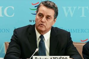 WTO cảnh báo chiến tranh thương mại đe dọa kinh tế toàn cầu