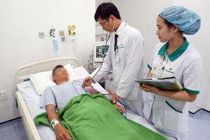 Cấp cứu kịp thời nạn nhân bị ngộ độc thuốc gây tê ở Đà Nẵng