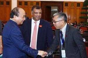 Thủ tướng Nguyễn Xuân Phúc: Việt Nam tiếp tục thực hiện chính sách thị thực cởi mở
