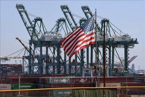 Thâm hụt thương mại Mỹ chạm mốc cao kỷ lục trong 10 năm