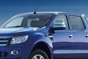 Vì sao hơn 1 vạn xe Ford Ranger bị triệu hồi tại Việt Nam?