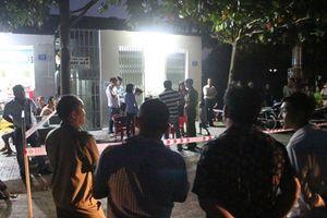 Bình Dương: Sát hại bạn gái trong phòng trọ rồi cầm dao đi tự thú