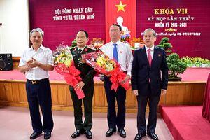 Thừa Thiên- Huế có tân Phó chủ tịch UBND tỉnh