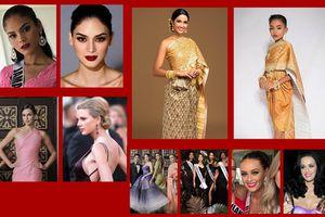 Loạt người đẹp Miss Universe 2018 bị dính 'nghi án' phẫu thuật thẩm mỹ có cả H'Hen Niê?