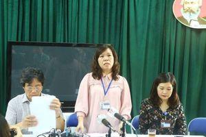 Vụ phạt học sinh 50 cái tát ở Hà Nội: 'Con của lãnh đạo nào thì sai đến đâu chúng tôi cũng xử lý đến đó'