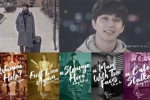 'My Strange Hero' tung poster đặc sắc, Yoo Seung Ho hoài cổ kéo vali bước trên tuyết trắng