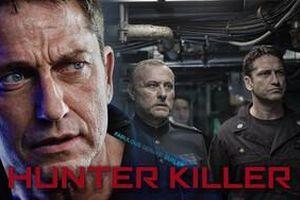 Bồi hồi nhìn lại màn trình diễn cuối của cố diễn viên Michael Nyqvist trong 'Hunter Killer'