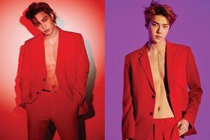 EXO tung hình ảnh teaser của Kai và Sehun: 94line bùng nổ visual!
