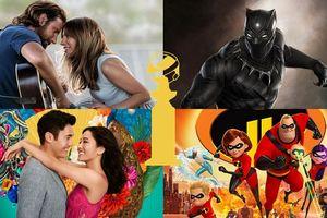 Quả cầu vàng 2019 tung danh sách đề cử chính thức, 'Black Panther' và 'A Star Is Born' đều có mặt