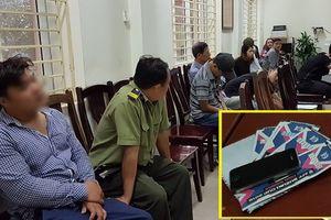Bảo vệ VFF bị bắt khi đang 'phe vé' trận bán kết Việt Nam - Philippine
