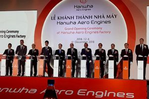 Việt Nam chính thức có nhà máy sản xuất động cơ máy bay 200 triệu USD