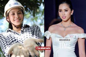 Clip dự án 'Nước sạch về bản' đã đưa Tiểu Vy vào thẳng Top 30 Miss World 2018
