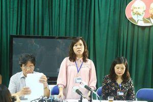 Họp báo vụ học sinh lớp 2 ở Hà Nội bị tát 50 cái 'dù cô giáo có là con lãnh đạo cũng xử lý nghiêm'