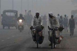 Lượng khí thải CO2 toàn cầu tăng kỷ lục do biến đổi khí hậu