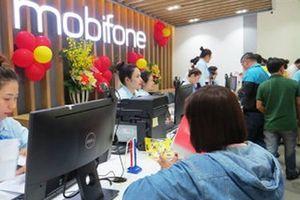 Mạng 3G/ 4G của MobiFone tê liệt tại TP.HCM và Hà Nội