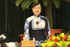 Chủ tịch HĐND TP Nguyễn Thị Quyết Tâm chia sẻ trước khi nghỉ hưu