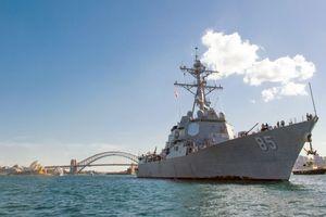 Tàu chiến Mỹ tiến sát vùng biển ngoài khơi Nga, Biển Đen lại 'dậy sóng'?