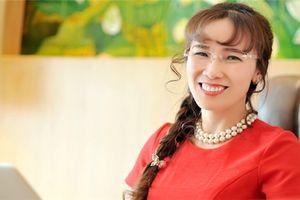 Nữ tướng Vietjet thăng hạng trong nhóm phụ nữ quyền lực nhất thế giới