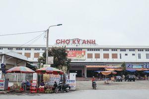 Hà Tĩnh: Huy động trên 1.400 tỷ đồng xã hội hóa để xây dựng chợ